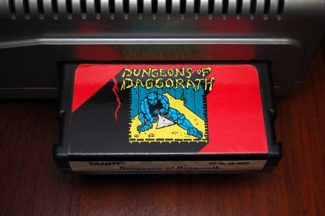 Daggorath Cartridge