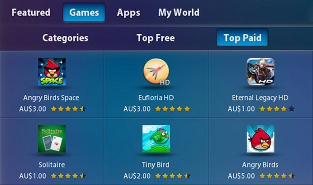Eufloria HD is Number 2 on App World